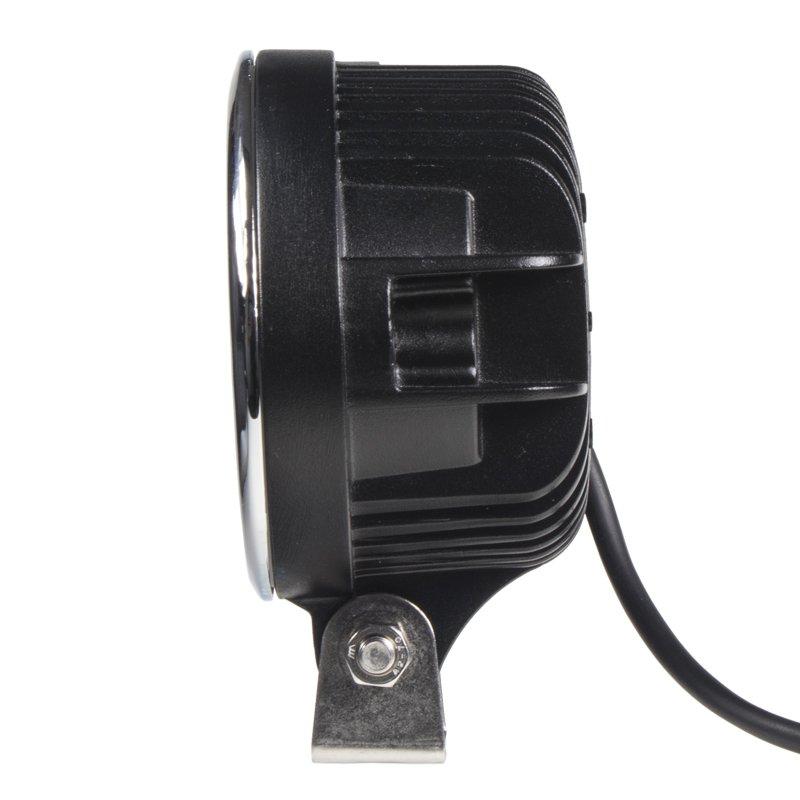 LED světlo oválné, 9x3W, 147x150x73mm wl-cree27ov AKCE