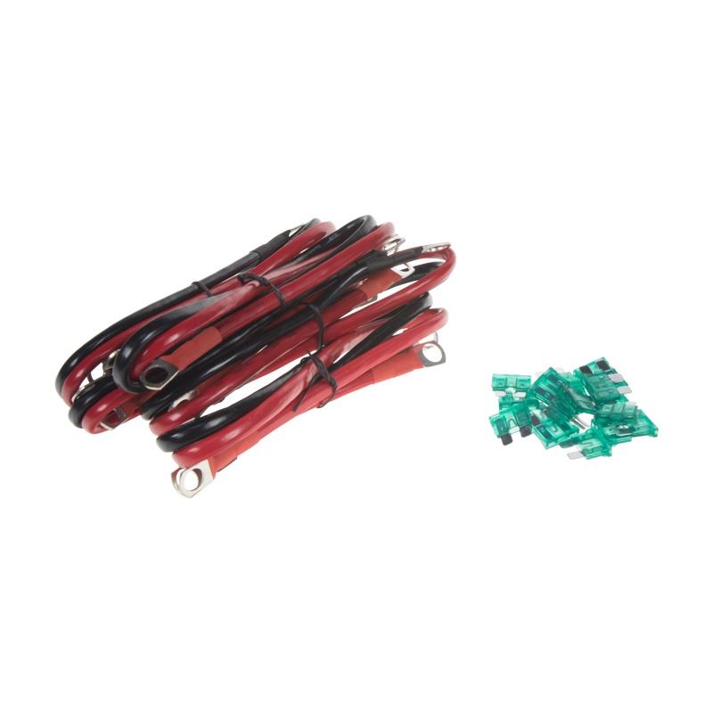 Měnič napětí z 12/230V + USB, 5000W 355012