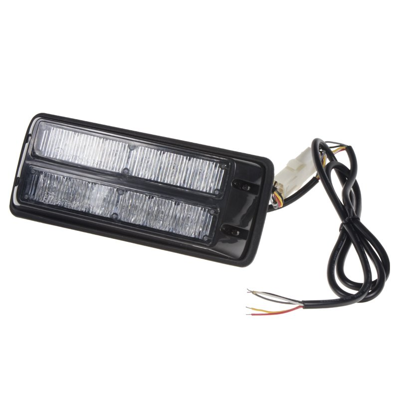PREDATOR dual 12x1W LED, 12-24V, modrý, ECE R10 kf006dblu