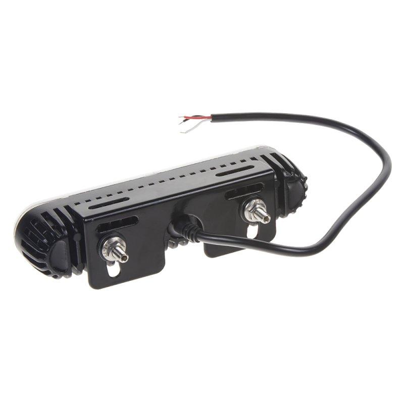 PROFI výstražné LED světlo oranžové, vnější, 12-24V, 6 LED, homologace ECE R65