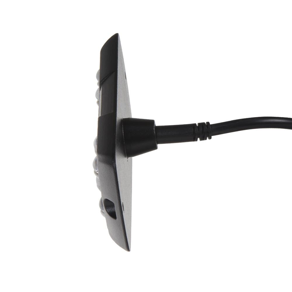 PROFI LED výstražné světlo 12-24V 11,5W oranžový ECE R65114x44mm 911-E31