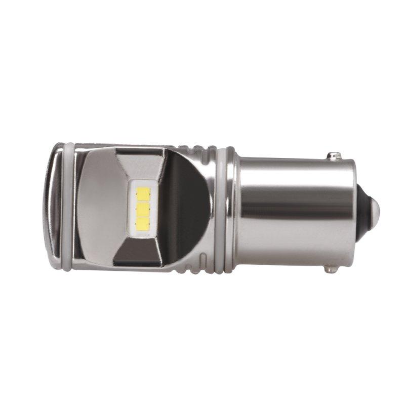 CSP LED BA15S bílá 12-24V, 3x10W chrom 2 ks NOVINKA