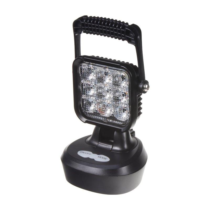 AKU pracovní LED světlo bílá/oranžová wl-Lidual1
