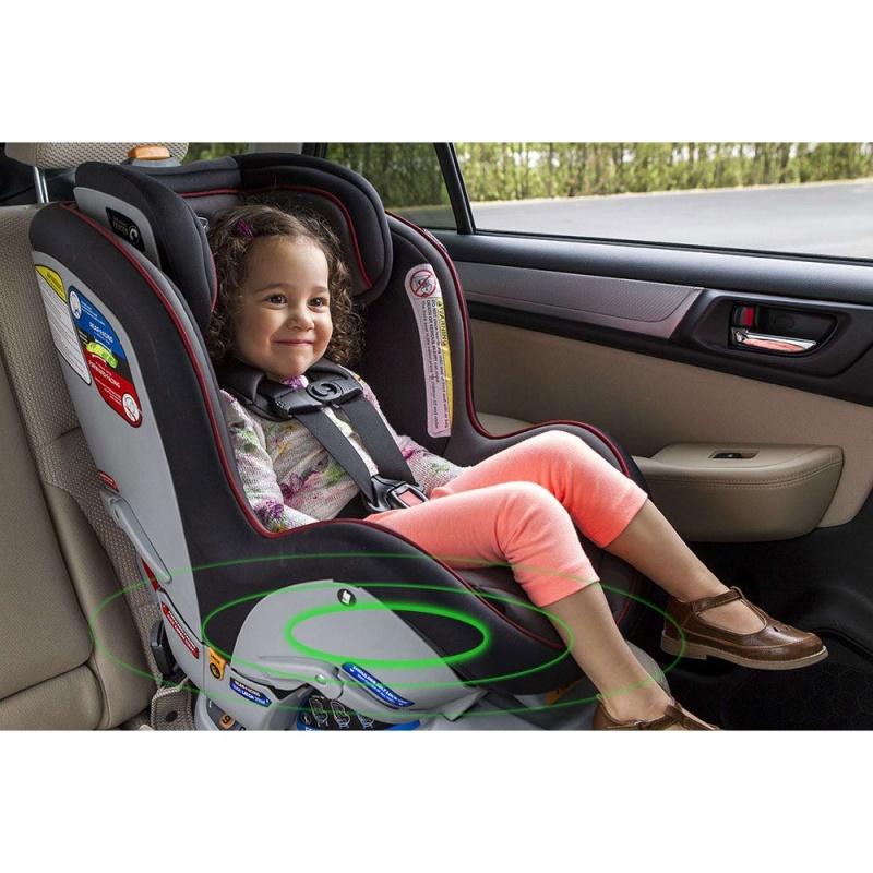 Systém monitorování dětské autosedačky BSA-1 NOVINKA