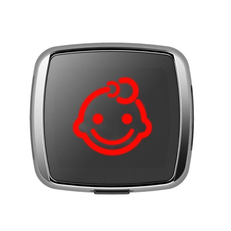 Systém monitorování dětské autosedačky BSA-1