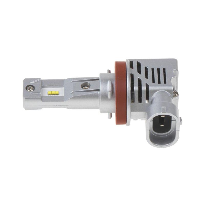 ZES LED H8 bílá, 9-32V, 5000LM (2ks) 95HLH-H8-M3