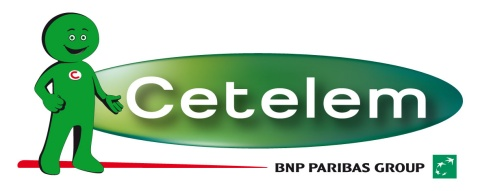 Logo Cetelem BNP PARIBAS GROUP